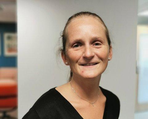 SØKER: Karoline Duenger fra Ringsaker, leder av helsestasjonstjenester i Gjøvik kommune, er blant ti søkere til stillingen som Gjøviks nye barn- og familiesjef.
