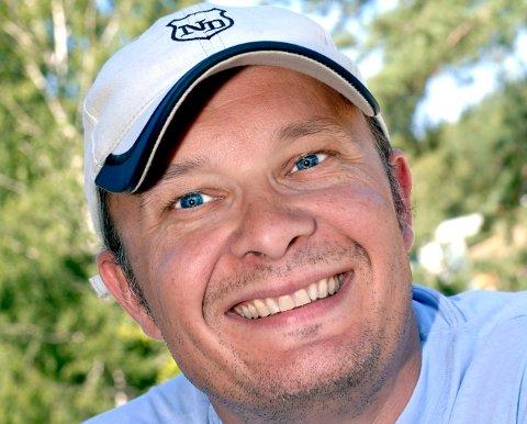 UTVANDRET: Kjetil Holta utvandret til Belgia i 2009. I dag bor han i Sverige.