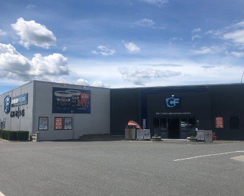 GODKJENT: Konkurransetilsynet har godkjent avtalen Byggmakker Handel AS har gjort om å kjøpe Carlsen Fritzøe Handel AS og deres varehus i Sarpsborg.
