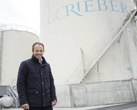 – Vi har et stort uforløst potensial knyttet til norske råvarer. Det er derfor bruk for ny teknologi, sier Jan Roger Bjerkstrand i GC Rieber Oils.