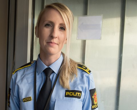 HENLEGGER SAK: Politiadvokat Kristin Andersen i Innlandet politidistrikt. Arkivbilde/OA