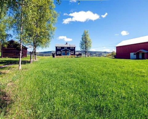 Rogndokken: Brenna er en trivelig landbrukseiendom som har vært i samme familie i over 180 år. Med eiendommen følger også Brennastølen som ligger meget vakkert til på Krististølen.