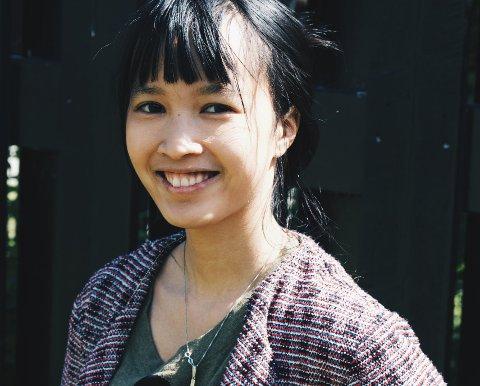 Sosiale medier: Ingrid Hoff bruker sosiale medier for å formidle kristendommen til unge.