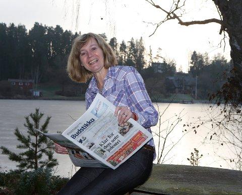 STYRELEDER: Gislaug Rydland synes tilbudet er positivt.FOTO: TORE GURIBY