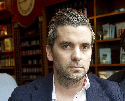 Eiendomsinvestor Eirik Hokstad er tiltalt for bankbedrageri.