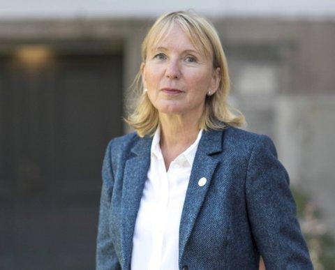 Rektor ved Universitet i Bergen, Margareth Hagen.