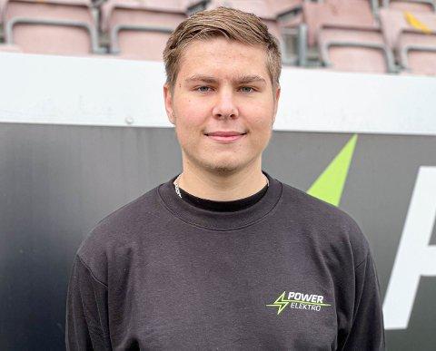 LÆRLINGPLASS: Kajus Eidukas (18) har letet lenge etter lærlingplass. Nå begynner ting å løsne.