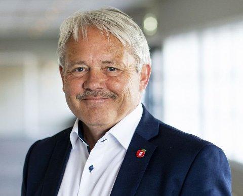 Bjørnar Laabak(FrP) er en av fem lokalpolitikere i Fredrikstad som har fått beskjed om at han ikke lenger kan være meddommer i retten. Arkivfoto:FrP
