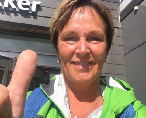 For Margunn Ebbesen var det et enkelt valg da hun hørte at Arctic Race manglet frivillige for å arrangere prologen i Narvik torsdag. Hun kansellerte møtet med Statoil, og reiser til Narvik som frivillig.