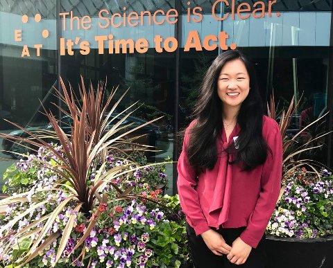 FIKK STIPEND: Vivian Lam fra Roa reiser til høsten til Cambridge, der hun også tok mastergrad.