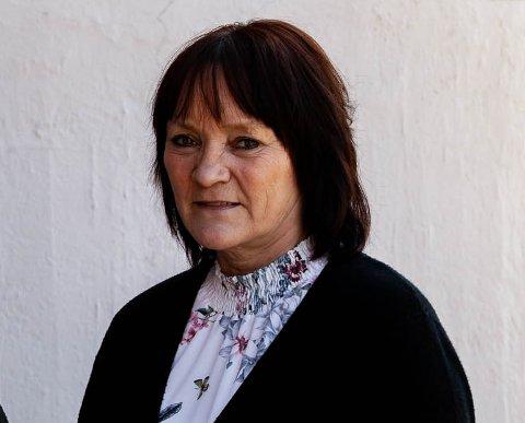 STÅR SAMMEN I LUFTAMBULANSE-KRISEN: Fungerende ordfører i Alta, Anita Håkegård Pedersen (SV) mener at dagens Luftambulansetjeneste skaper ytterligere utrygghet blant folk.