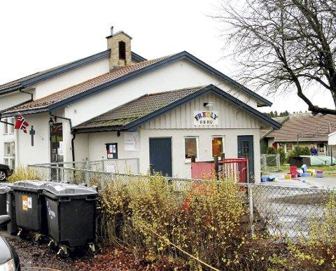 VIL ØKE: Den private, kristne barnehagen Fredly på Gullhaug ønsker å utvide fra 38 til 84 plasser.