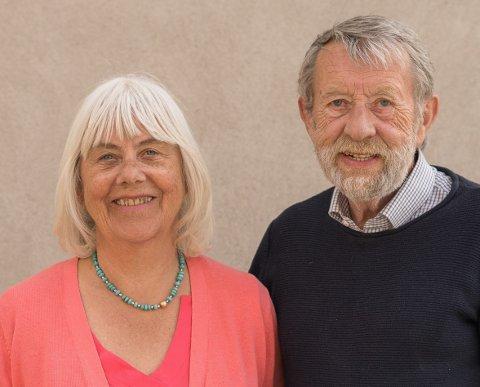 Marit og Øyvind Eek-Jensen