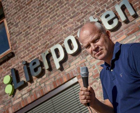 Programlederen: Lierpostens daglige leder og redaktør Pål A. Næss gir deg de ferskeste valgresultatene og de historiske tilbakeblikkene under valgkvelden. Fortløpende vil Lierposten være først ute med de ferskeste valgresultatene og de ferskeste reaksjonene fra politikerne.