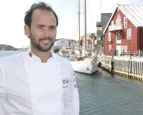Verdens beste kokk: Ørjan Johannessen innehar fortsatt tittelen som verdens beste kokk etter at han seiret i Bocuse d'Or i 2015. Neste mesterskap er til neste år. Alle foto: GulliK Maas Pedersen
