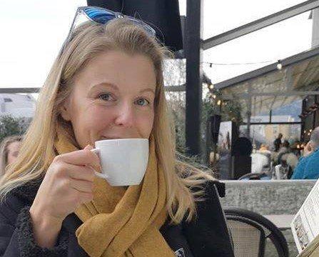 Janni Ekrem fra Myklevik bor i Brussel.