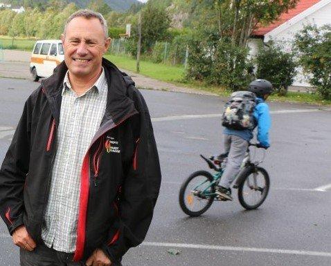 LYNGDAL: Torstein Salvesen er Nullvisjonens mann i Liseterregionen. Han er plassert i Lyngdal.
