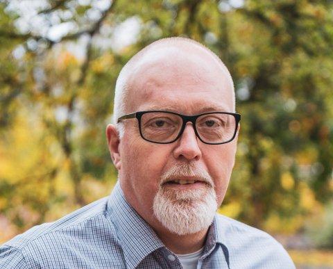 NY DAGLIG LEDER: Morten Hagen (54), bosatt i Porsgrunn, blir ny daglig leder i Gjøvik Frivilligsentral.