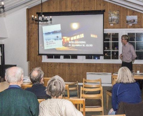 SKUMMELT OG SPENNENDE: I kveld klokken 19.00 på Sandbakken kan du høre Even Saugstad fortelle om noen av historiene i den nye boka «Mystikk og overtro i Oslomarka. FOTO: CHRISTIAN OLSEN