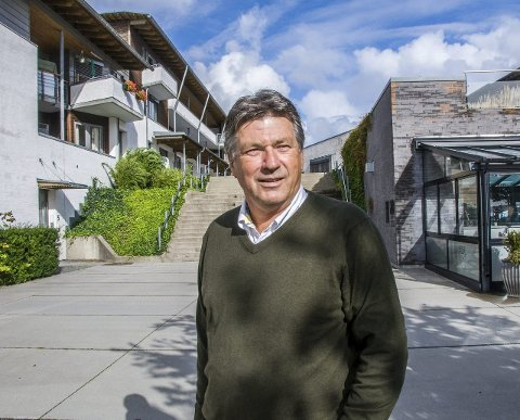 VIL SELGE: Styreleder Bjørn Walle i iFokus vil selge det kommunale selskapets fire private barnehager.