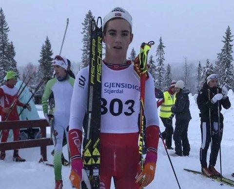 SOLID: Preben Horven, B&Y IL, knuste konkurrentene i Meråker.