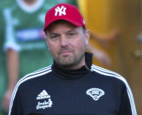 FURNES-TRENER: Bjørn Brungot.