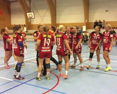 Hønefoss SK slo Bravo i Tromsø med 23–22.