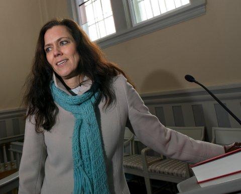 BEKLAGELIG:  – Det er beklagelig at Ranveig Kristiansen nok en gang ønsker å sette troende opp mot hverandre, sier prost Kristin Moen Saxegaard.