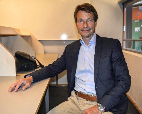 NYTT TILBUD: – – Det er førstemann til mølla, og kun 15 plasser per kurs, sier daglig leder for Gokstad Akademiet, Atle Bjurstedt.