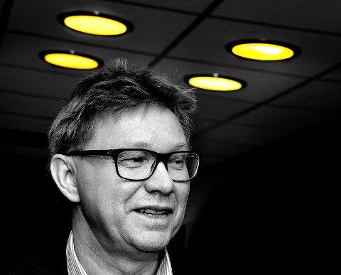 FORNØYD: Per A. Sørlie har grunn til å  smile over nok et solid resultat fra Borregaard.