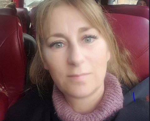 Politiet har gått ut med etterlysning etter 42 år gamle Sigrun. Foto: Privat
