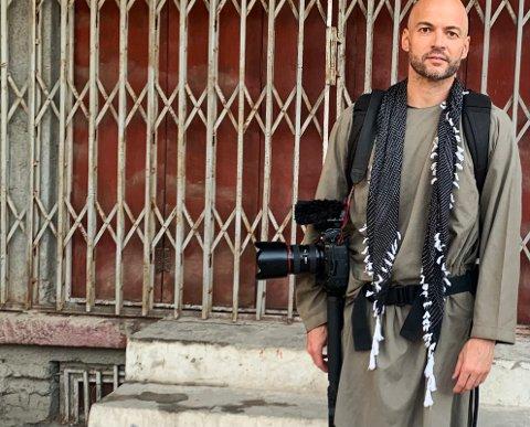 TILBAKE: Anders Hammer er tilbake i Afghanistan og dokumenterer det nye styresettet under Taliban.