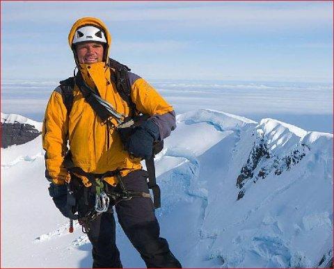 Nummer fire: Morten Helgesen vart saman med fjellvandrarkollega Sindre Lindstad nummer fire i verdas tøffaste fjelløp i helga.