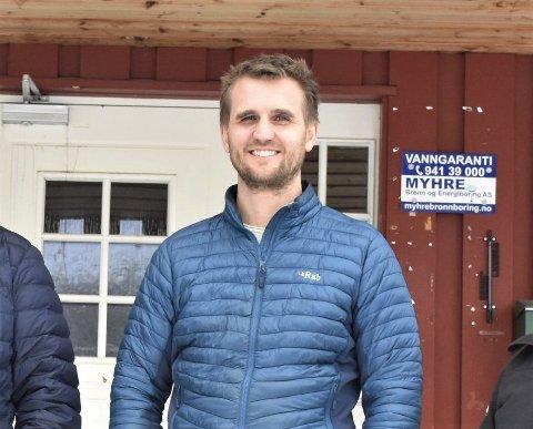 MEDDOMMAR: Kjell Magne Kvale er blant vangsgjeldingane som skal vere meddommar i jordskiftesaker i ei fireårsperiode frå årsskiftet.