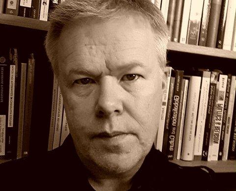 Øyvind Vådahl.