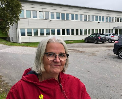 Ordfører? Elin Eidsvik er en av tre aktuelle kandidater til å bli ordfører i nye Hamarøy, men partiet hennes Arbeiderpartiet er avhengig av hjelp fra andre partier dersom det skal skje.