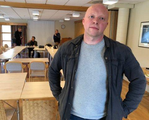 Vil prege: Ordfører Tor Asgeir Johansen i Tysfjord mener den manglende viljen i fellesnemnda for nye Hamarøy til å vurdere tilbudet fra Narvik, vil sette spor i mange år framover.