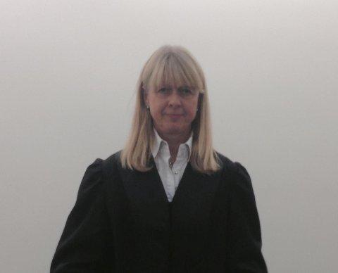 Statsadvokat Ellen Cathrine Greve henla fredag cruisesaken på bevisets stilling.