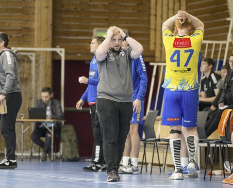 Fyllingen Bergen-trener Fredrik Ruud var i harnisk på sidelinjen. Her fra en tidligere anledning.