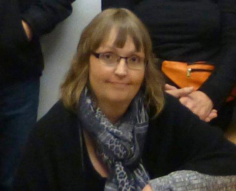 Aud Marit Skarrebo Holmen i Biletkunstnarane i Sogn og Fjordane.