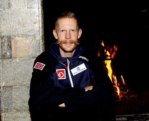 Robert Johansson er kvalifisert for det første rennet i hoppuka.