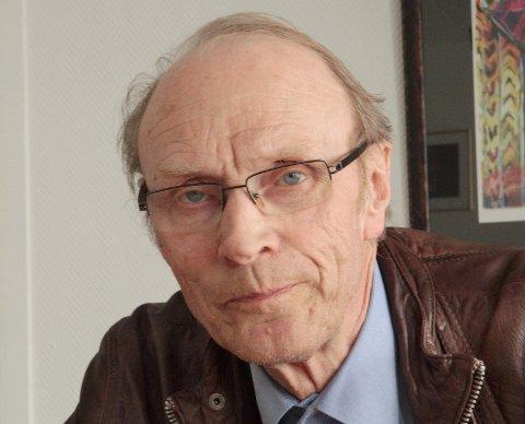 VOKSTE OPP SAMMEN: Tidligere Målselv-ordfører Vidkunn Haugli gikk på skole sammen med og kjente avdøde Egil Lermo godt.