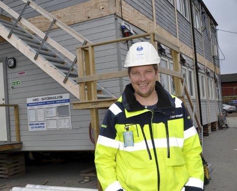 GÅR SÅ DET SUSER: Bedriften som ledes av Eirik Kivijervi i Alta går så det suser.