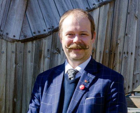 RO: Fylkesleder Bjarne Rohde i SV Troms og Finnmark sier at fylkesstyret nå vil jobbe for å skape ro i rekkene i fylkespartiet.