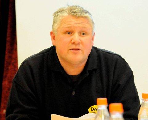 GIR SEG: Thomas Sagen gir seg som leder i Dalen IL.