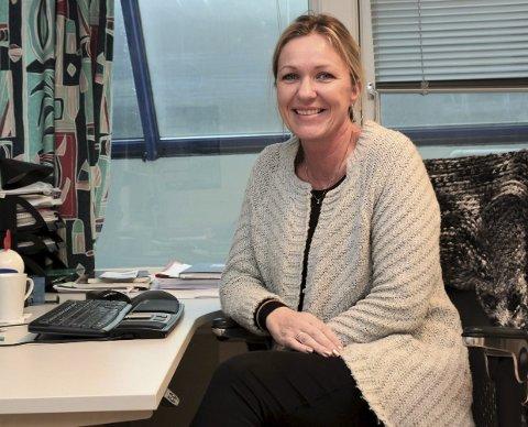 PARAT: Einingsleiaren for Rus- og psykiske helsetenester, Linn Stene Hellås, tilbyr hjelp også til dei som  er komne i ein akutt-situasjon.