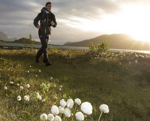 ULTRA-TRAIL: Gøran Rasmussen-Åland deltok på 100 miles i 2016.