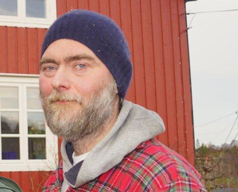 Gisle Normann Melhus er medforfatter av barnebokserien Dyrenes detektivbyrå.