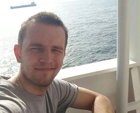 Bjørn Braathen fanget makrellstimen på video.