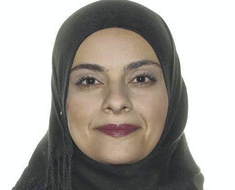 Matematikkhjelperen: Hanan Mohammed Abdelrahman har blitt priset for sin innsats som mattelærer og inspirator. Foto: Privat
